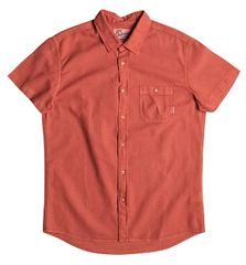 Quiksilver Pánská košile Time Box Burnt Sienna EQYWT03444-NMH0