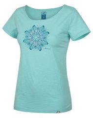 Hannah Dámske tričko Kaira Aruba blue