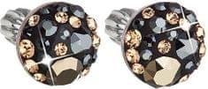 Evolution Group Elegantní náušnice Colorado 31136.4 stříbro 925/1000