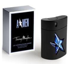 Thierry Mugler A*Men - woda toaletowa (wielokrotnego napełniania Rubber Flask)