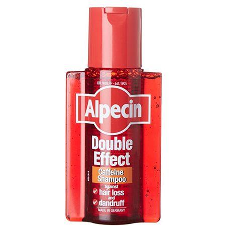 Alpecin Kofeinový šampon s dvojím účinkem (Energizer Double Effect Shampoo) 200 ml