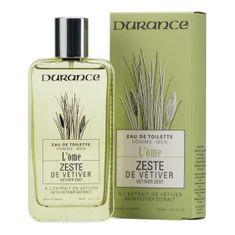 Durance Zeste De Vetiver - woda toaletowa