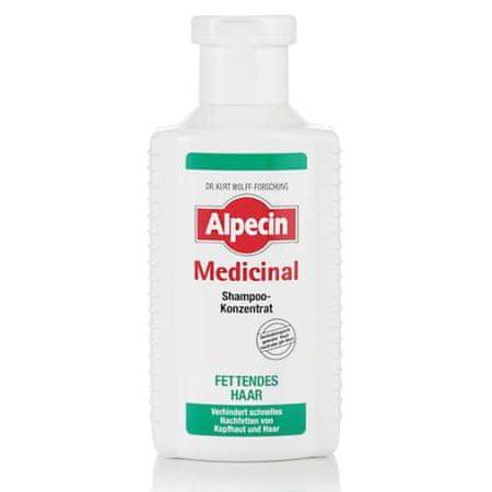 Alpecin Szampony do włosów tłustych (szampon leczniczy koncentrat olejowy włosów) 200 ml