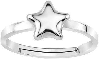 Silvego Stříbrný prsten na nohu Hvězda ZTD25253 stříbro 925/1000