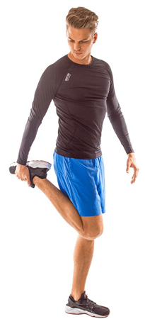 Heavy Tools Pánske športové tričko s dlhým rukávom Xigmund S17-511 Black (Veľkosť L)