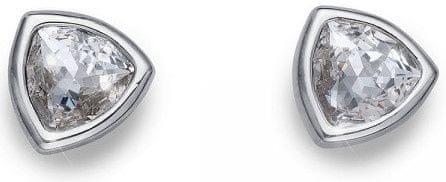 Oliver Weber Kolczyki z jasnego kryształami Ocean Trilli 22635R