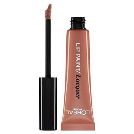 L'Oréal Tekutý rúž Infaillible (Lip Paint) 10 g (Odtieň 101 Gone with the Nude)