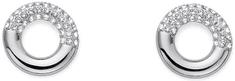Oliver Weber Stylové náušnice s krystaly Ocean Solid 22619