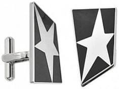 Thierry Mugler Hviezdne manžetové gombíky TH91009N