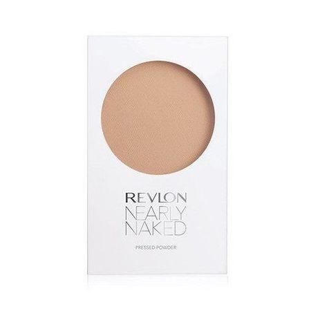 Revlon Kompakt púder (Nearly Naked Pressed Powder) 8 g (árnyék 050 Deep)
