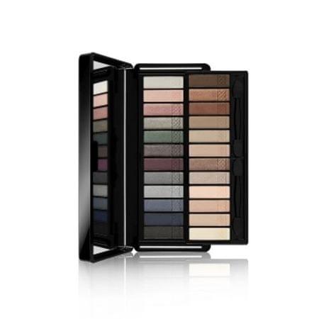 GA-DE Paletka 24 očných tieňov (Links 24 Eyeshadow Palette)