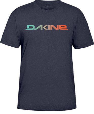 Dakine Pánske tričko Da Rail Navy Heather 10000932-S17 (Veľkosť XL)