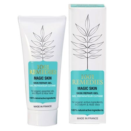 1001 Remedies Pleť ový gél s Aloe vera Magic Skin (Skin Repair Gel) 35 ml