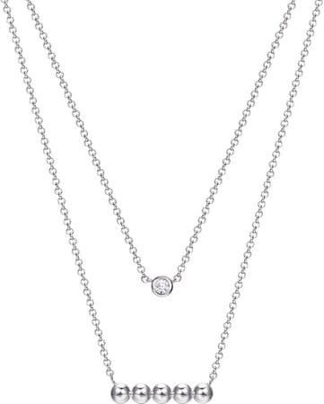 Esprit Vrstvený stříbrný náhrdelník ESPRIT-JW52905 stříbro 925/1000