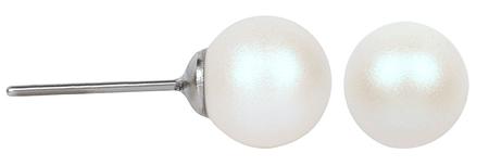 Troli Naszyjnik Pearl Pearlescent White