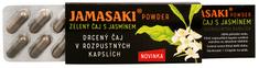 Phoenix Division Jamasaki powder - zelený jasmínový a červený čaj - cestovní balení 10 x 1 g