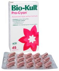 PROBIOTICS INTERN Bio-Kult Pro-Cyan 45 kapslí