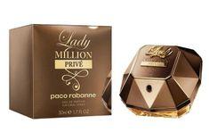 Paco Rabanne Lady Million Privé - woda perfumowana