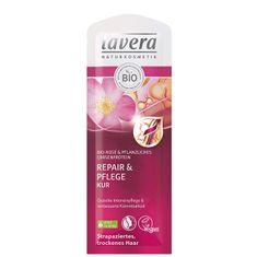 Lavera Intenzivní vlasová kúra pro suché a namáhané vlasy (Repair & Care) 20 ml