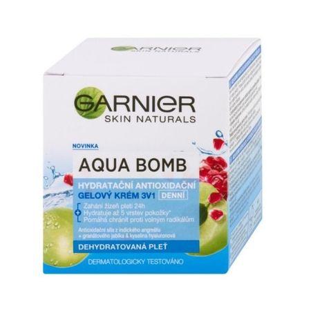 Garnier Dzienne nawilżające przeciwutleniające krem żel 3w1 Naturals skóry (Aqua bomb) 50 ml