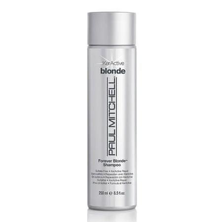 Paul Mitchell Bezsulfátový hydratační šampon pro blond vlasy Blonde (Forever Blonde Shampoo Sulfate-Free KerActive