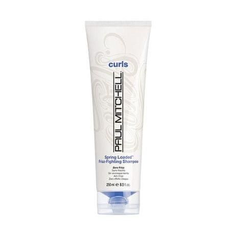 Paul Mitchell Bezsulfátový šampon pro kudrnaté a vlnité vlasy Curls (Spring Loaded Frizz-Fighting Shampoo) 250 ml