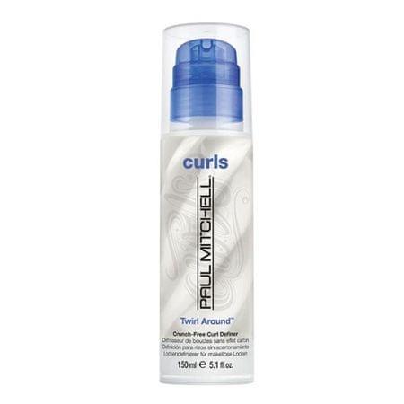 Paul Mitchell Hair krém meghatározás hullámok Curls (Twirl körül Crunch-Free Curl Definer) 150 ml