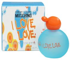 Moschino Cheap & Chic I Love Love - miniaturka woda toaletowa 4,9 ml