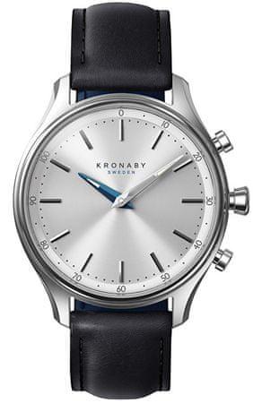 Kronaby Vodotěsné Connected watch Sekel A1000-0657
