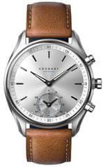 Kronaby Connected watch Sekel A1000-0713 vízálló karóra