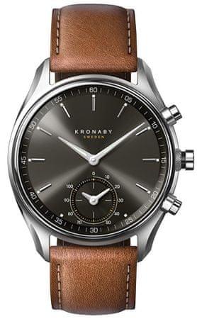 Kronaby Vodotěsné Connected watch Sekel A1000-0719