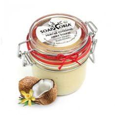 Soaphoria Přírodní peeling na tělo Mléčné potěšení (Milky Touch Body Peeling) 255 ml