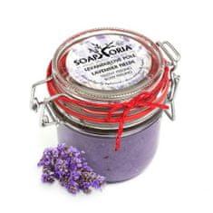 Soaphoria Přírodní peeling na tělo Levandulové pole (Lavender Fields Body Peeling) 250 ml