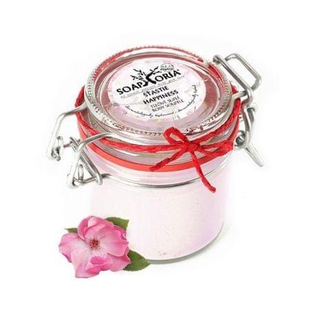 Soaphoria Prírodné telové suflé Šťastie (Happiness Body Souffle) 125 ml