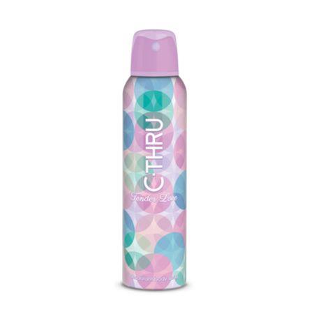 C-Thru Tender Love - dezodor 150 ml