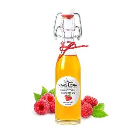 Soaphoria Organický kozmetický olej Malinový (Raspberry Oil) (Objem 50 ml)