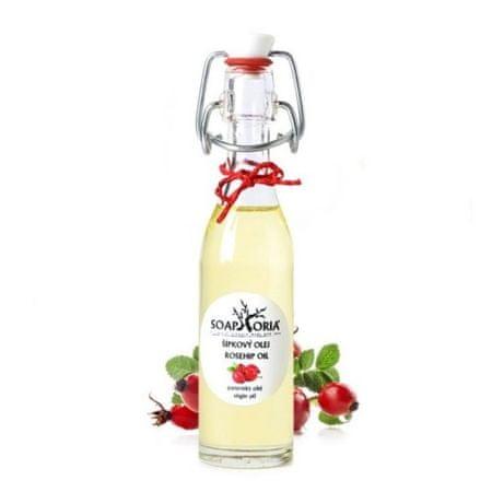 Soaphoria Organický kozmetický olej Šípkový (Rosehip Oil) (Objem 50 ml)