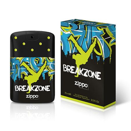 BreakZone - woda toaletowa 75 ml