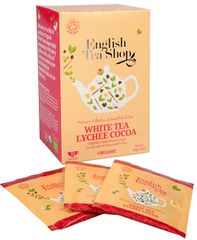 English Tea Shop Bílý čaj s liči a kakaem 20 sáčků