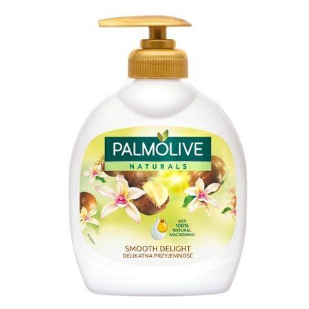 Palmolive Mydło olej macadamia waniliowe Naturals (gładkie zachwycą Macadamia olej wanilia) (objętość 300 ml)