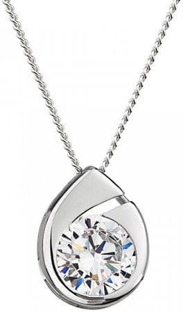 Preciosa Strieborný náhrdelník WISP 5105 00 striebro 925/1000