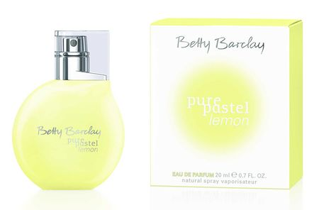 Betty Barclay Pure Pastel Lemon - woda perfumowana 20 ml