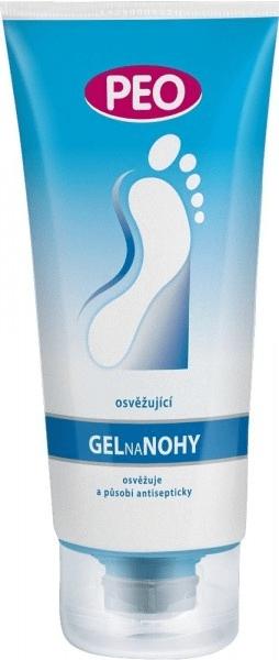 Astrid Osvěžující gel na nohy PEO 100 ml