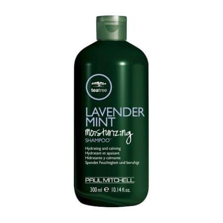 Paul Mitchell Hydratačné a upokojujúce šampón pre suché vlasy Tea Tree (Lavender Mint Shampoo) (Objem 300 ml)