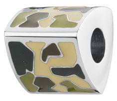 Brosway Nemesacél medálTeam Camouflage TJ Man BTJN24