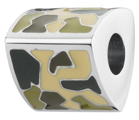 Brosway Stal Camouflage wisiorek zespołu TJ Man BTJN24