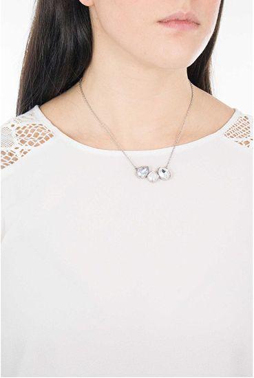 Brosway Svetleča ogrlica iz Dafne BFN01