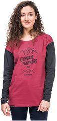 Horsefeathers Dámske tričko Noah Rose SW693C