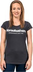 Horsefeathers Dámske tričko Neva Charcoal SW692D