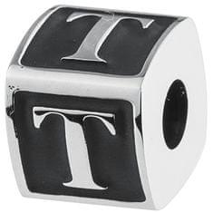 Brosway Alphabet T TJ Man nemesacél medál BTJN63